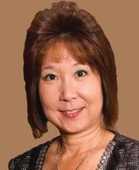 Insurance Agent Teresa Akahoshi