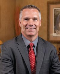 Insurance Agent Lance Wilson
