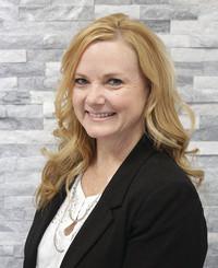 Agente de seguros Tina Evans