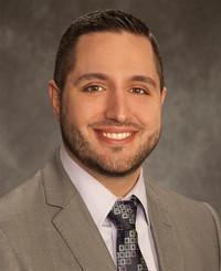 Agente de seguros Justin Haddad