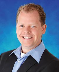 Agente de seguros Rob Hendrickson