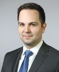 Insurance Agent Matt Hanley