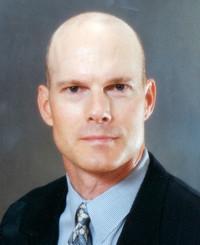 Insurance Agent Tom Riordan