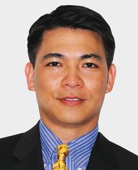 Agente de seguros Ty Nguyen