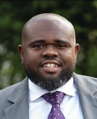 Insurance Agent Reginald Johnson