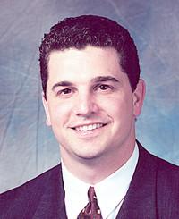 Agente de seguros Brett Huber
