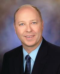 Agente de seguros Keith McBride