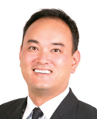Insurance Agent Joseph Woo