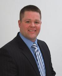 Agente de seguros Trevor Volz