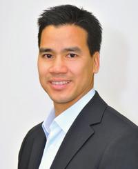 Agente de seguros Joe Nguyen