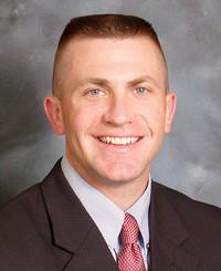 Agente de seguros Adam Leggett