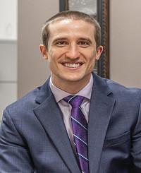 Agente de seguros David Bevins