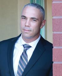 Agente de seguros Chris Pimentel