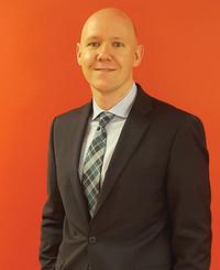 Agente de seguros Andrew Leggat