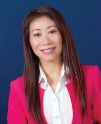 Agente de seguros Jing Huang