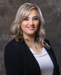 Agente de seguros Anita Shahbazian