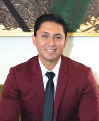 Insurance Agent Luis Estrada