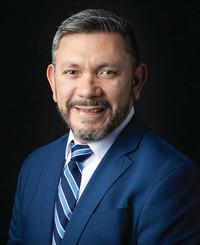Insurance Agent Ernesto Martinez