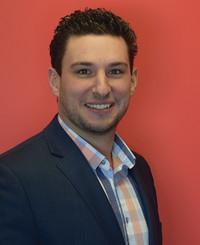 Agente de seguros Drew Doran