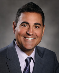 Agente de seguros Greg Wolfson