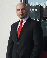 Agente de seguros AJ Abdelkhalek