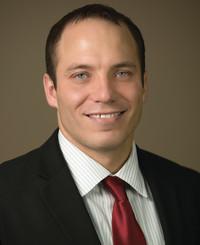 Agente de seguros Jake Bluhm