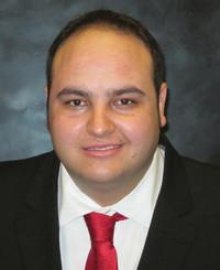 Insurance Agent Gus Hernandez