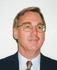 Insurance Agent Ralph Newlin