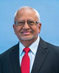 Agente de seguros Danny Patel