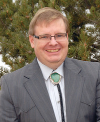 Agente de seguros Joshua Turney