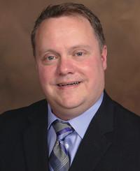 Agente de seguros Rance DeWitt