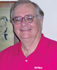Insurance Agent Ron Williams