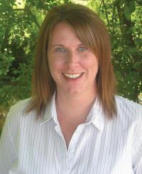 Insurance Agent June Fisk