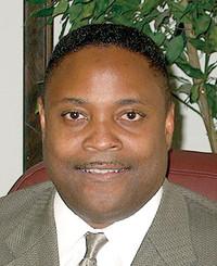 Agente de seguros David Johnson