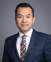 Insurance Agent Peter Chai