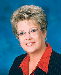 Agente de seguros Judy Barnes