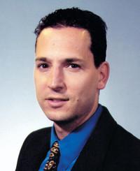 Agente de seguros Chris Provo