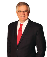 Insurance Agent Larry Herndon