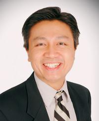 Agente de seguros Sean Wong