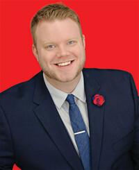 Agente de seguros Matt O'Malley