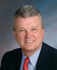 Agente de seguros Allen Dye