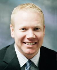Agente de seguros Mark McUne