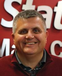 Agente de seguros Mark Carlson