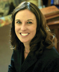 Agente de seguros Nicole Bellock
