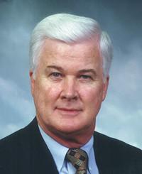 Insurance Agent Gus Garrard