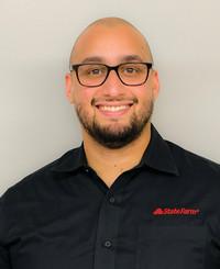 Insurance Agent Omar Juarbe