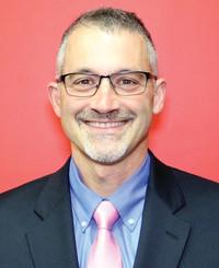 Agente de seguros Frank Armetta