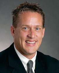 Agente de seguros Larry Welsch