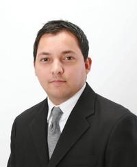Agente de seguros Eliu Villatoro