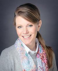 Agente de seguros Ashley Baker